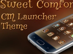 Sweet Comfort Theme 1.3.0 Screenshot