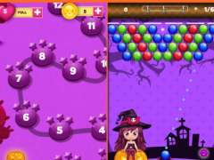 Sweet Halloween Zuma 1.0 Screenshot