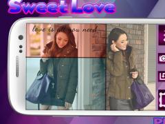 Sweet Love Photo Editor 1.0 Screenshot