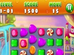 Sweet Mania: Game Match 3 Candy 1.0 Screenshot