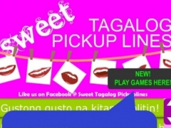 Sweet Tagalog Pickup Lines 15 Screenshot