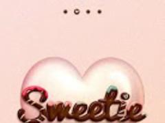 Sweetie - GO Launcher Theme 1.0 Screenshot