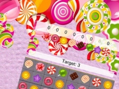 Sweets Matcher - A free mash 3 mania puzzle game 1.2 Screenshot