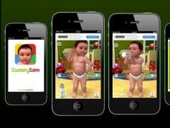 Sweety Sam Talking Baby Lite 1.0 Screenshot