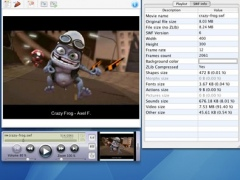 SWF & FLV Player for Mac 3.5 Screenshot