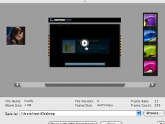 SWF Catcher (Safari) Kostenlos 1.0 Screenshot