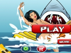 Swim Like A Shark In The Wild Water - The Second One Catch Fishing Edition FREE by The Other Games 1.0 Screenshot