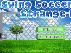 Swing Soccer Ball: Strange Hill Free 1.0 Screenshot