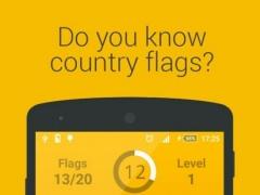 Swipe Flags Quiz 1 Screenshot