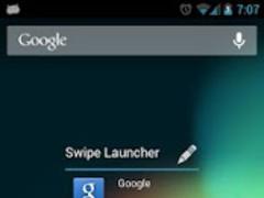 Swipe Launcher 1.0.6 Screenshot