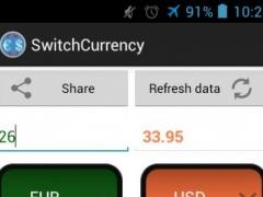 SwitchCurrency 0.5 Screenshot