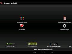 Switzerland Android 2.2 Screenshot