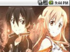 Sword Art Online LWP 2.1 Screenshot