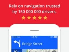 Sygic North America: GPS Navigation 16.2.2 Screenshot