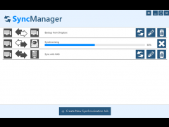 SyncManager 2017.3.12t Screenshot