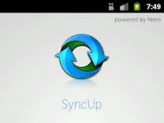 SyncUP powered by Nero 1.1.31.56 Screenshot
