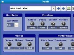 SynthForge 0.3 Screenshot