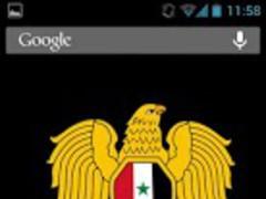 Syria Coat Widget 1.0 Screenshot