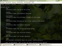System Inventory and Monitoring Tool Set 2.0.0 Screenshot