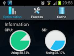 System optimize 2.3 Screenshot