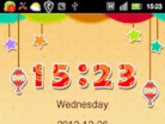 T-Happynewyear GO LockerTheme 1 Screenshot