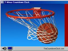 T-Minus Basketball Countdown 6.0 Screenshot