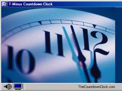 T-Minus Deadline Countdown 6.0 Screenshot