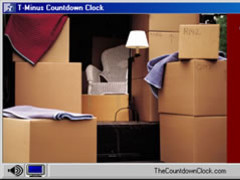 T-Minus Moving Day Countdown 6.0 Screenshot