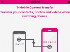 T-Mobile Content Transfer 2.0.29 Screenshot