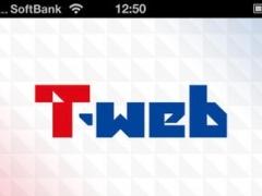 T-web 1.0 Screenshot