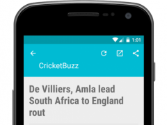 T20 Live Cricket Scores&News  Screenshot