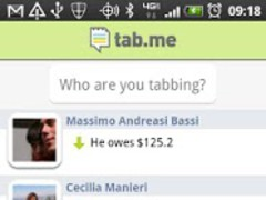 tab.me 1.3.0 Screenshot