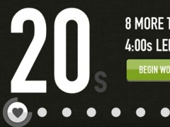 Tabata Workout Timer 1.11 Screenshot