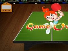 Table Tennis Champion 3D 1.0 Screenshot