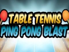 Table Tennis Ping Pong Blast FREE 1.0 Screenshot