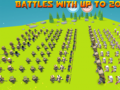 Review Screenshot - Battle Simulator – Testing Your Tactical Skills to the Limit!