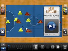 TacticalPad Futsal Pro 1.1 Screenshot