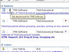 TAdvOutlookList 1.7.7.2 Screenshot