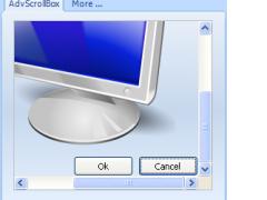 TAdvScrollBox 1.1.0.2 Screenshot