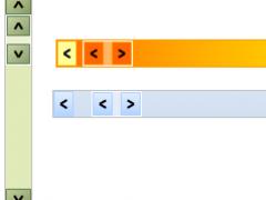 TAdvSmoothScrollBar 1.1.1.0 Screenshot