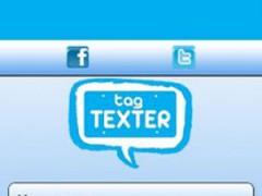 Tag Texter 1.1 Screenshot