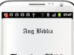 EBOOKS TAGALOG BIBLE FOR PC EBOOK