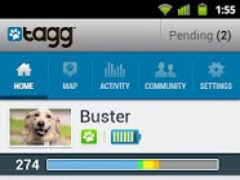 Tagg—The Pet Tracker™ 2.0.01.2000 Screenshot