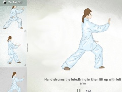 Tai Chi 24 Forms Lite 1.7 Screenshot