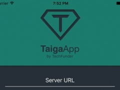 TaigaApp 1.0.5 Screenshot