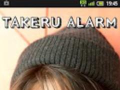 TAKERU ALARM 1.1.0 Screenshot