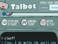 Talbot, the chatbot 4.7.10 Screenshot