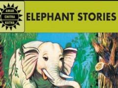 Tales of Nobility -Elephant stories(Jatakas - Buddhist Zen Tales) - Amar Chitra Katha Comics 3.0 Screenshot