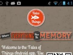 Tales of Things  Screenshot