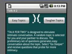 Talk-4-2 1.0 Screenshot